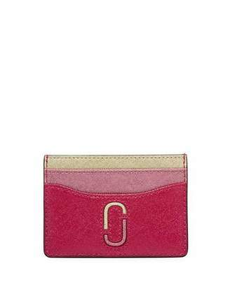 Marc Jacobs Zip-Around Leather Card Case