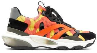 Valentino Bounce Low Top Trainers - Mens - Multi