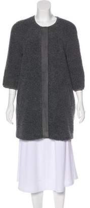Opening Ceremony Wool-Blend Short Coat