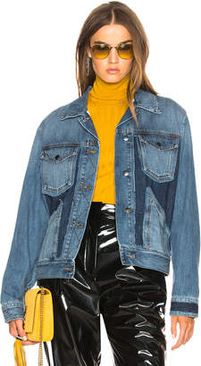 Maison Margiela Pieced Denim Jacket