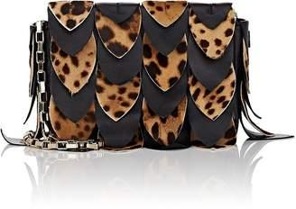 Tomasini Women's Chloris Leather & Calf Hair Shoulder Bag