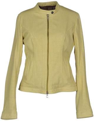 COMPAGNIA DELLE PELLI Leather outerwear - Item 59137925GO