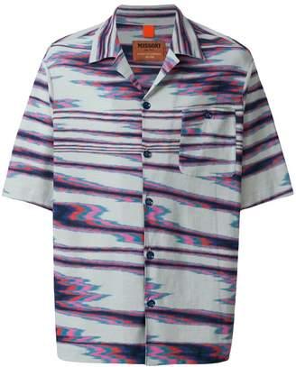 Missoni patterned shirt
