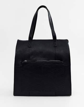 Pieces Faffy Shopper bag