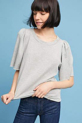 Velvet by Graham & Spencer Astley Fleece Sweatshirt $108 thestylecure.com