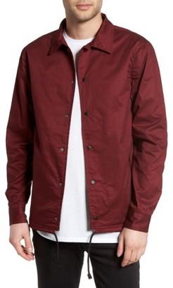 Men's Z.a.k. Brand Sanford Slim Fit Coach's Jacket