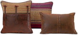 """Croscill Plateau 18"""" Square Decorative Pillow"""