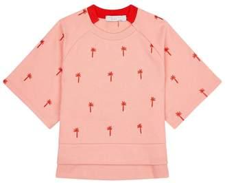 Stella McCartney Palm Tree Sweatshirt