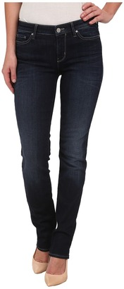 Calvin Klein Jeans Straight Leg Jeans in Dark Used $69.50 thestylecure.com