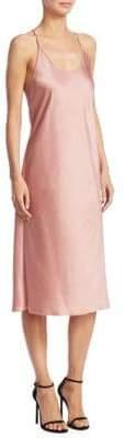 T by Alexander Wang Midi Slip Dress