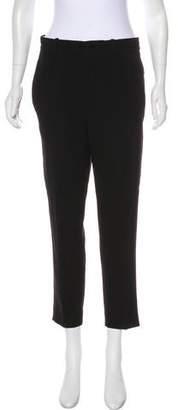Isabel Marant High-Rise Crepe Pants