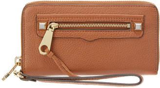 Rebecca Minkoff Regan Leather Phone Wallet