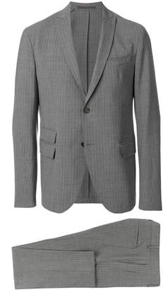 Eleventy slim-fit suit
