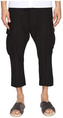 Vivienne Westwood Seersucker Samurai Trousers Men's Casual Pants