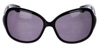 Marc by Marc Jacobs Oversize Shield Sunglasses