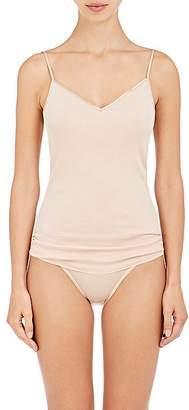 Hanro Women's Cotton Seamless Camisole
