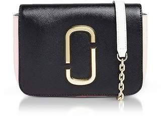 Marc Jacobs Saffiano Leather Hip Shot Convertible Shoulder/Belt Bag