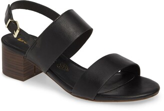 BC Footwear Gardenia Vegan Leather Sandal