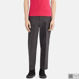 Uniqlo Men's U Wide-fit Tapered Ankle Chino
