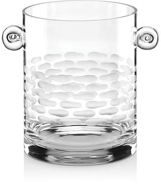 Michael Wainwright Truro Ice Bucket with Platinum Ice Tongs