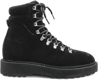 Diemme Monfumo Suede Lace-Up Ankle Boots