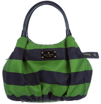 Kate Spade Kate Spade New York Cambridge Stripe Karen Bag