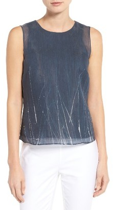 Women's Nic+Zoe Spring Tide Top $178 thestylecure.com