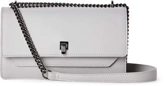 Urban Expressions Grey Jennings Chain Crossbody