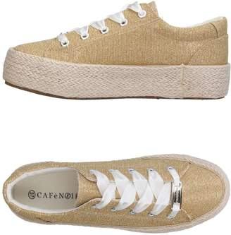 CAFe'NOIR Low-tops & sneakers - Item 11406915NQ