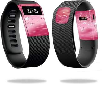 Fitbit Mightyskins MightySkins Skin for Charge 3 - Bunny Bunches | Protective, Durable, and Unique Vinyl Decal wrap cover | Easy To Apply, Remove, and Change Styles | Made in the USA