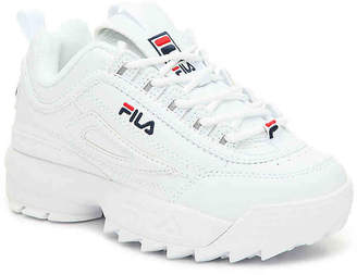 Fila Disruptor II Toddler & Youth Sneaker - Girl's