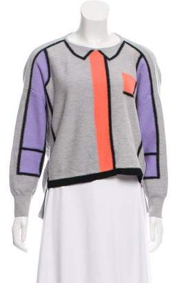 Sonia Rykiel Sonia by Wool Knit Sweater