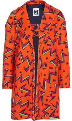 M Missoni Printed Neoprene Coat