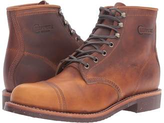 Chippewa 6 Homestead Pebbled Boot Men's Work Boots