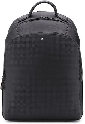 Montblanc textured backpack