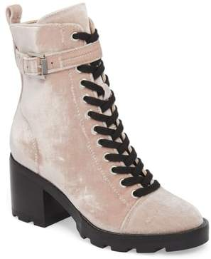 Marc Fisher Waren II Combat Boot