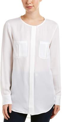 AG Jeans Arbor Silk Shirt