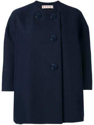 Marni three quarter sleeve jacket