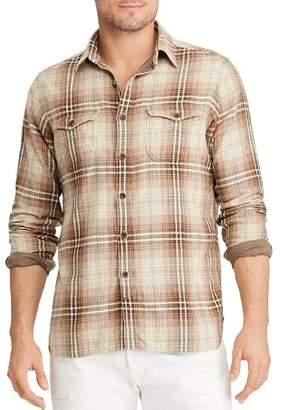 Polo Ralph Lauren Classic Fit Long Sleeve Workshirt