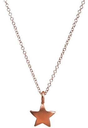 Dogeared Women Gold Necklace of Length 45.72cm MR1593-IN