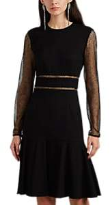 Jason Wu Women's Mesh-Inset Ponte Dress