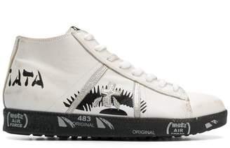 Premiata White Tayld 3476 sneakers