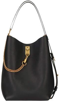 Givenchy Medium Leather GV Bucket Bag