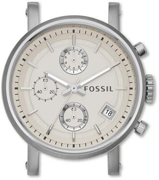 Fossil Original Boyfriend Chronograph Stainless Steel Watch Case