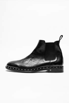 Zadig & Voltaire Rhodes Spike Boots