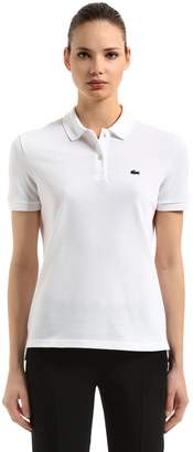 Lacoste Cotton Piqué Polo Shirt