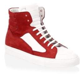 Public School Artel Leather High Tops