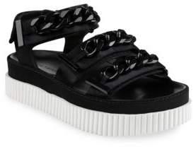 KENDALL + KYLIE Ivie Platform Sandals