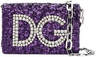 Dolce & Gabbana Girls shoulder bag