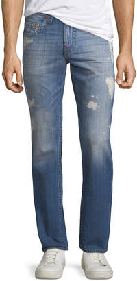 True Religion Men's Slim-Fit Distressed Jeans